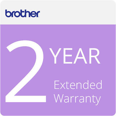 Image for BROTHER 2 YEAR ONSITE WARRANTY SERVICE AND SUPPORT from BusinessWorld Computer & Stationery Warehouse