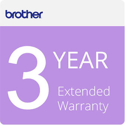 Image for BROTHER 3 YEAR ONSITE WARRANTY SERVICE AND SUPPORT from BusinessWorld Computer & Stationery Warehouse