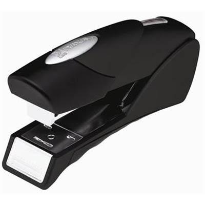 Image for REXEL GAZELLE MILLENIUM HALF STRIP STAPLER BLACK from Challenge Office Supplies