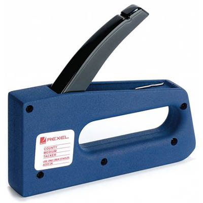 Image for REXEL VALUE TACKER DARK BLUE from Challenge Office Supplies