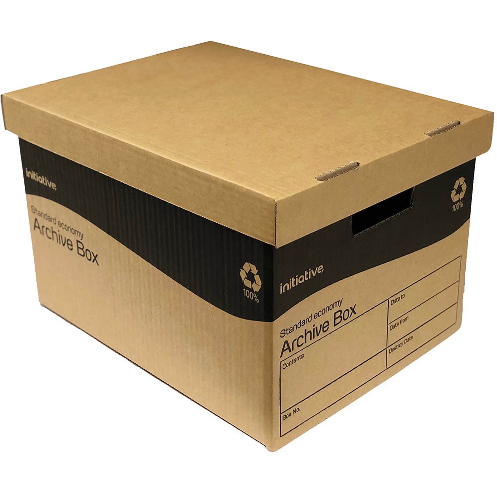 Image for INITIATIVE STANDARD ARCHIVE BOX 420 X 315 X 260MM from ONET B2C Store