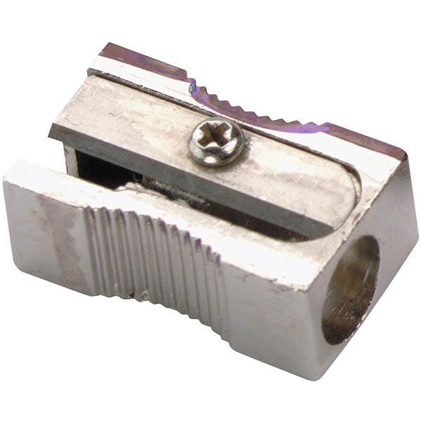 Image for MARBIG METAL PENCIL SHARPENER 1 HOLE from BusinessWorld Computer & Stationery Warehouse