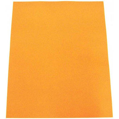 Image for CUMBERLAND COLOURBOARD 200GSM A4 ORANGE PACK 50 from Mitronics Corporation