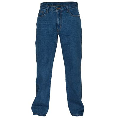 Image for PRIME MOVER MW168 COTTON DENIM JEANS WITH CONTRAST STITCHING from Devon Office Products