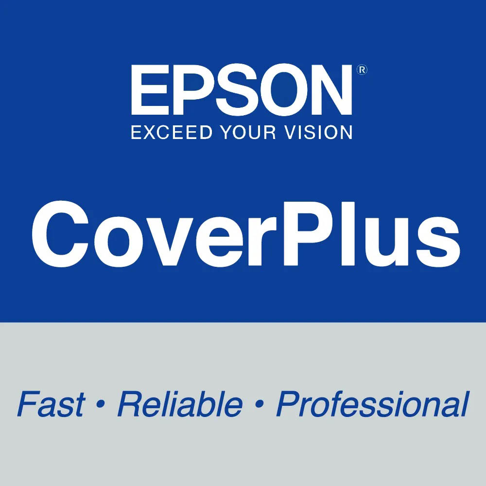 Image for EPSON XP960 COVERPLUS 2 YEAR RETURN TO BASE WARRANTY from BusinessWorld Computer & Stationery Warehouse