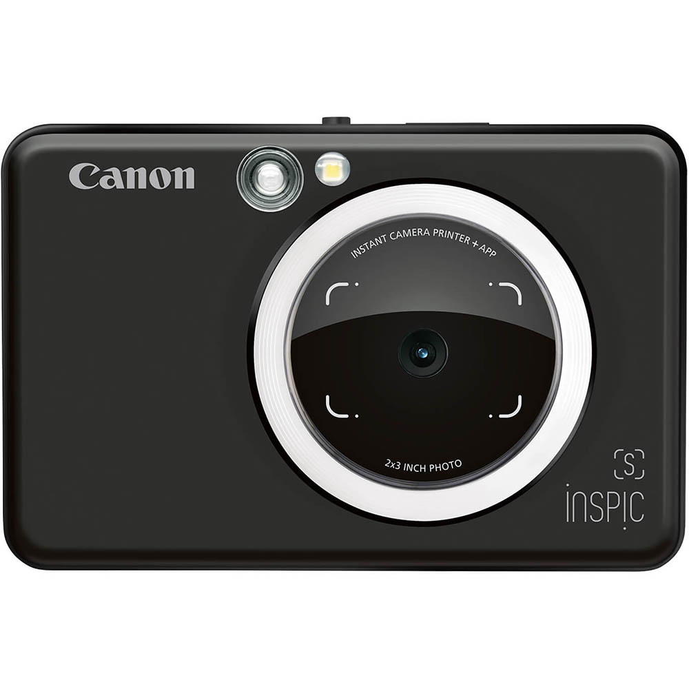 Image for CANON INSPIC S DIGITAL CAMERA AND PHOTO PRINTER MATTE BLACK from Prime Office Supplies