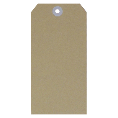 Image for ESSELTE SHIPPING TAGS SIZE 2 40 X 82MM BUFF BOX 1000 from Mitronics Corporation