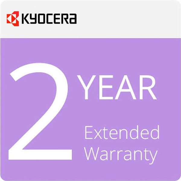 Image for KYOCERA ECO-065 2 YEAR EXTENDED WARRANTY from BusinessWorld Computer & Stationery Warehouse