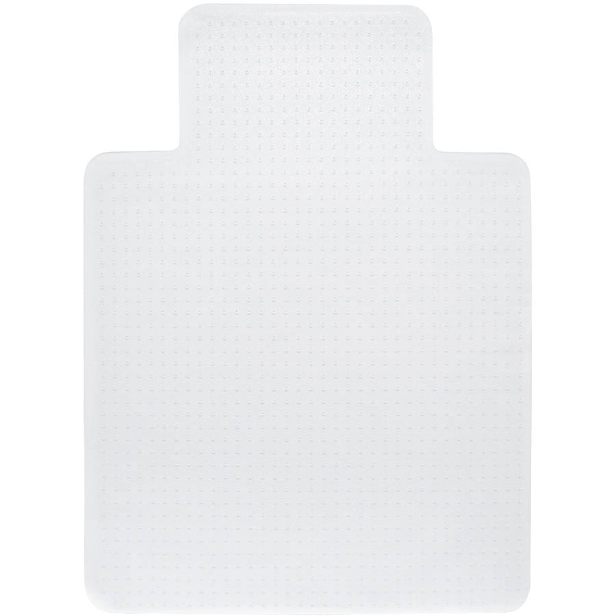 Image for RAPIDLINE CHAIRMAT PVC KEYHOLE MEDIUM PILE CARPET 1350 X 1140MM from Prime Office Supplies