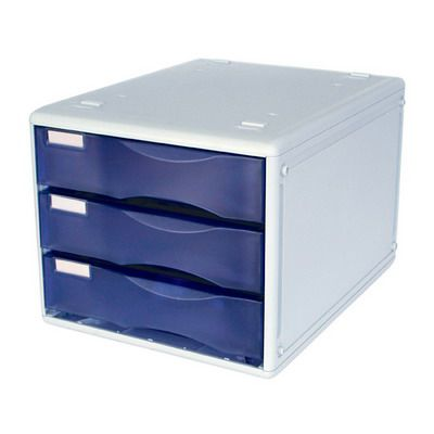 Image for METRO DESKTOP FILING 3 DRAWERS B4 GRAPE from BusinessWorld Computer & Stationery Warehouse