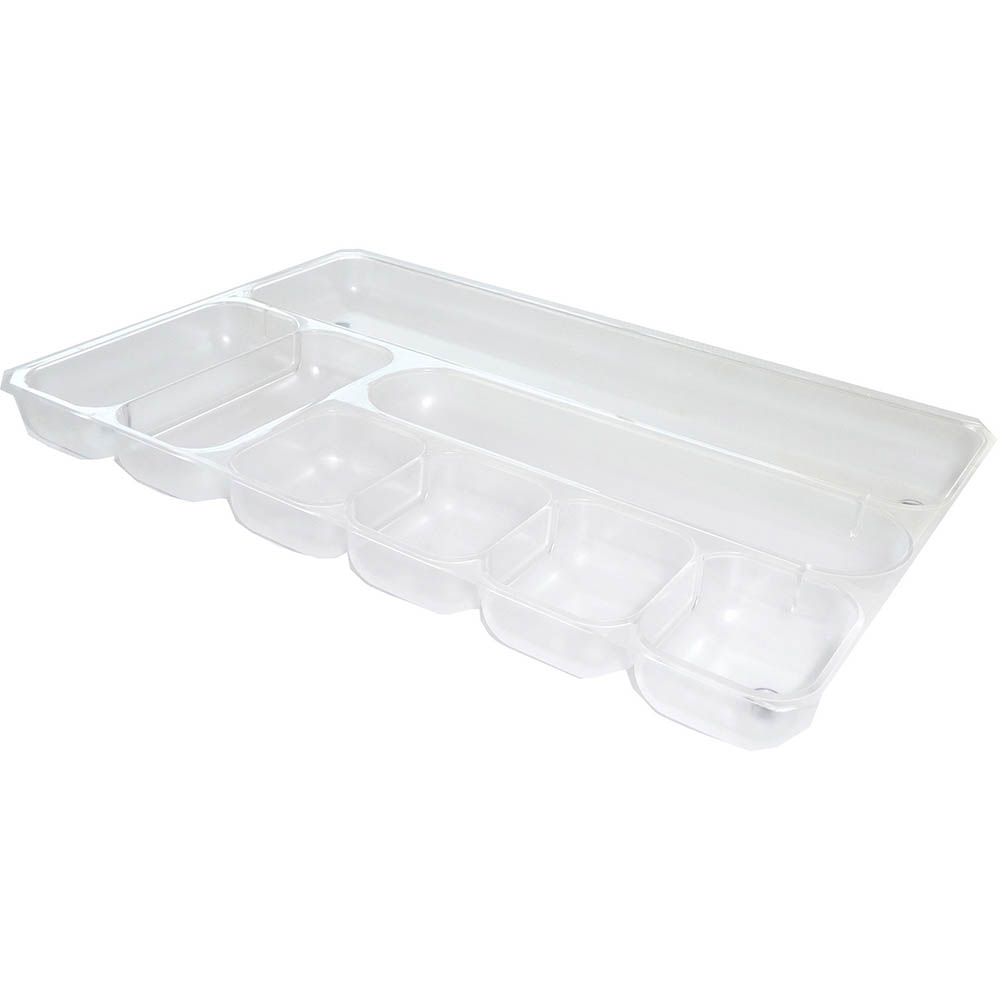 Image for METRO DRAWER TIDY SNOW/CRYSTAL from BusinessWorld Computer & Stationery Warehouse