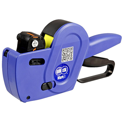 Image for QUIKSTIK MARK I PRICING GUN SINGLE LINE BLUE from ONET B2C Store
