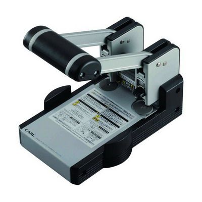 Image for CARL 2 HOLE PUNCH 100 SHEET CAPACITY from Challenge Office Supplies