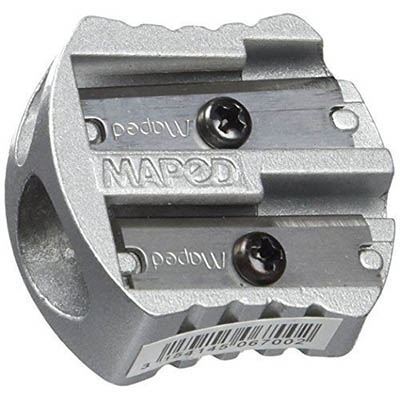 Image for MAPED CLASSIC 2 HOLE SHARPENER from Mitronics Corporation