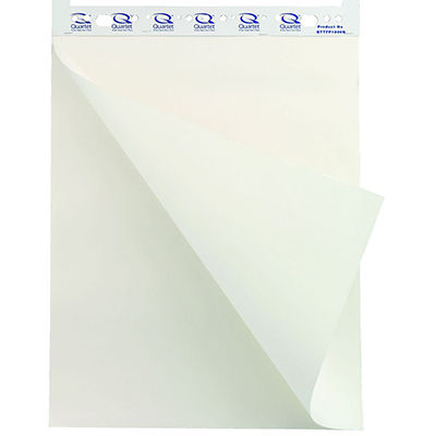Image for QUARTET PREMIUM FLIPCHART EASEL PAPER 50 SHEETS PACK 2 from ONET B2C Store