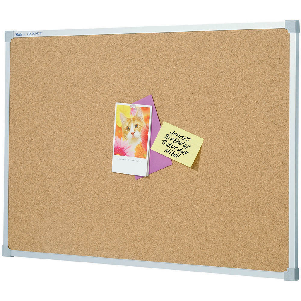Image for QUARTET PENRITE CORKBOARD ALUMINIUM FRAME 1200 X 1200MM from ONET B2C Store