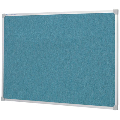 Image for QUARTET PENRITE FABRIC BULLETIN BOARD 1200 X 900MM BLUE from ONET B2C Store