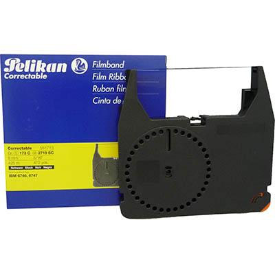 Image for PELIKAN COMPATIBLE IBM 6746 EASYSTRIKE TYPEWRITER RIBBON BLACK from BusinessWorld Computer & Stationery Warehouse