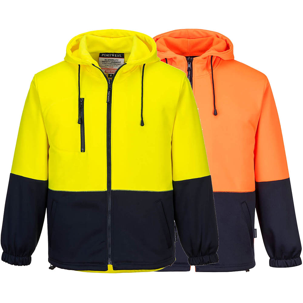 Image for PRIME MOVER MF317 AND MH317 WATER REPELLENT FLEECE HOODIE from ONET B2C Store