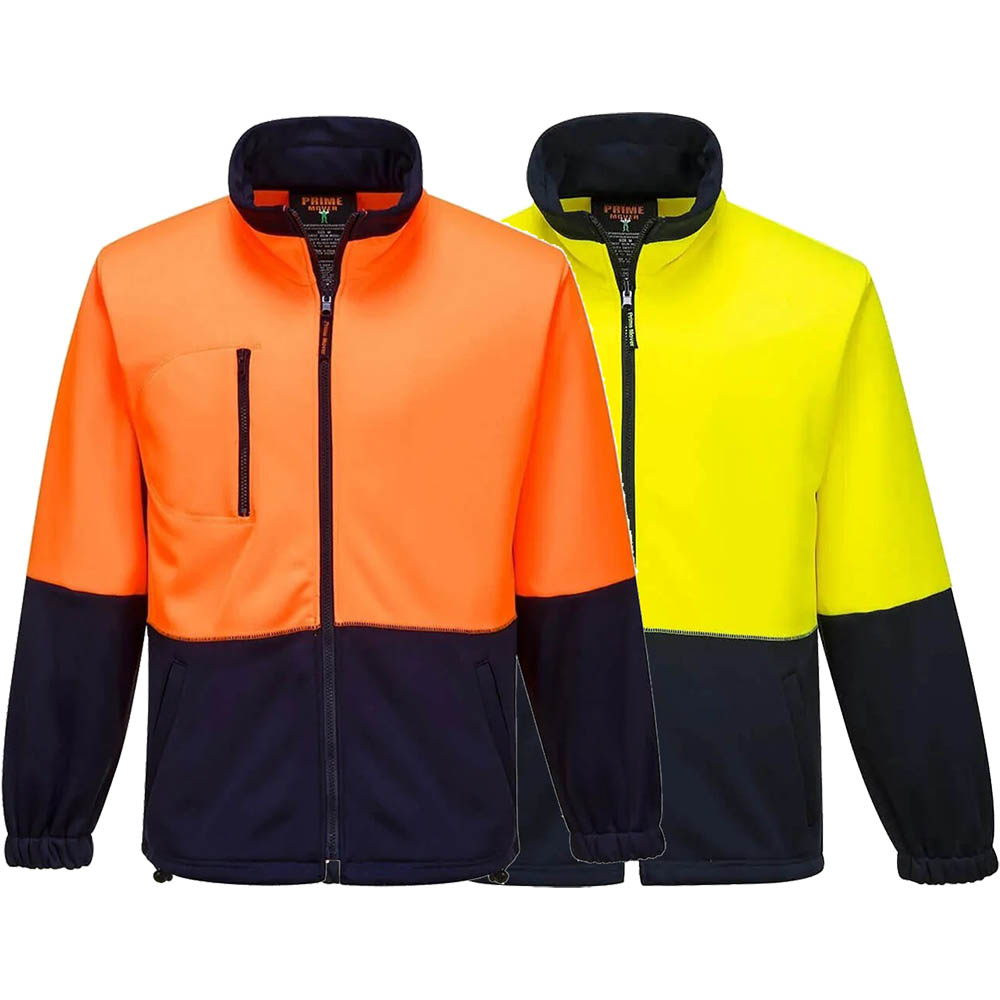 Image for PRIME MOVER MH315/MF315 WATER REPELLENT BRUSH FLEECE JACKET from ONET B2C Store