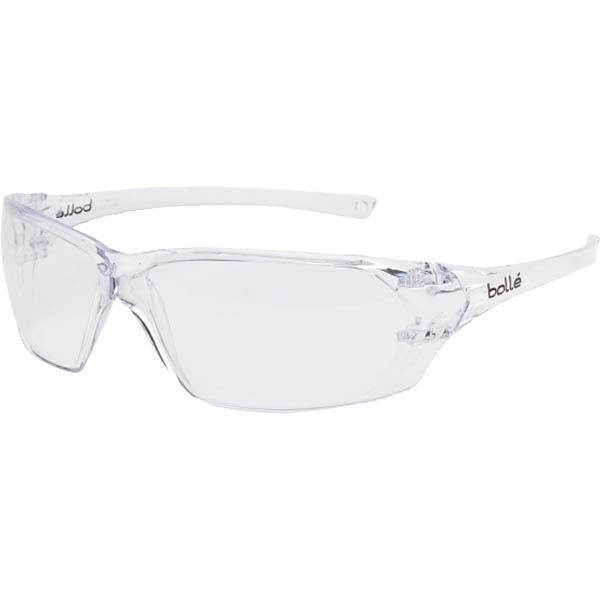 Image for BOLLE SAFETY PRISM SAFETY GLASSES CLEAR LENS from Mitronics Corporation