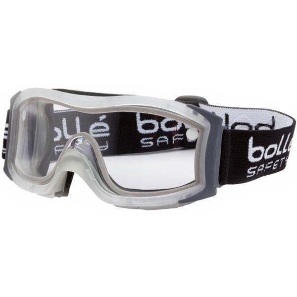 Image for BOLLE SAFETY VAPOUR DUO SAFETY GOGGLE CLEAR LENS from Mitronics Corporation