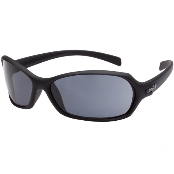 Image for BOLLE SAFETY HURRICANE SAFETY GLASSES BLACK FRAME SMOKE LENS from ONET B2C Store