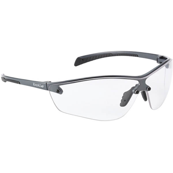 Image for BOLLE SAFETY SILIUM PLUS SAFETY GLASSES CLEAR LENS from ONET B2C Store