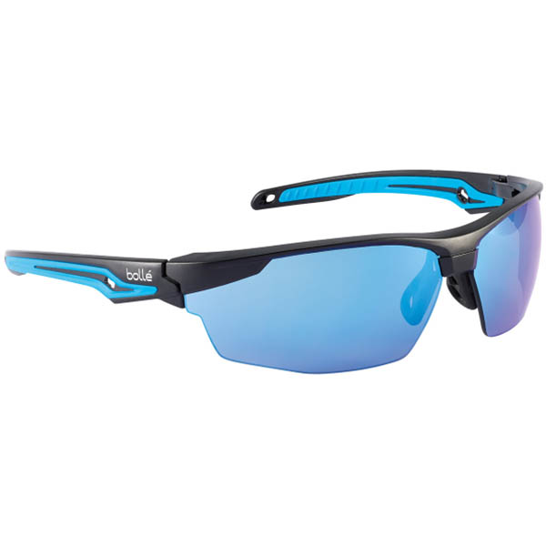 Image for BOLLE SAFETY TRYON SAFETY GLASSES BLUE FLASH LENS from ONET B2C Store