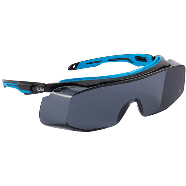 Image for BOLLE SAFETY TRYON SAFETY GLASSES OTG SMOKE LENS from ONET B2C Store