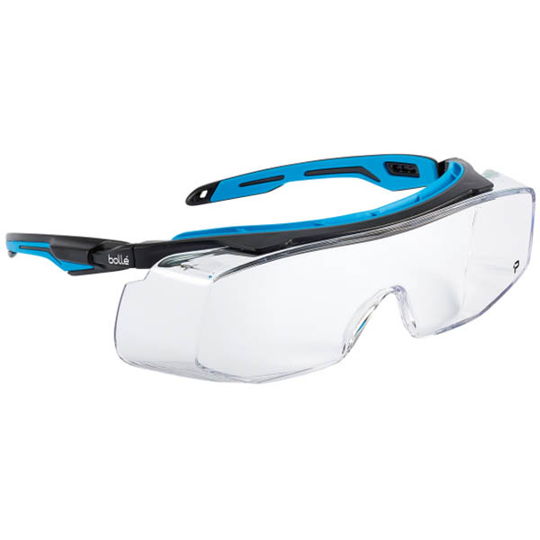 Image for BOLLE SAFETY TRYON SAFETY GLASSES OTG CLEAR LENS from ONET B2C Store