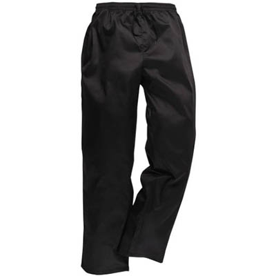Image for PORTWEST C070 DRAWSTRING CHEF TROUSERS from ONET B2C Store