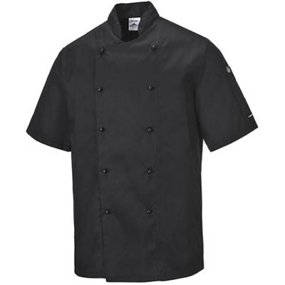 Image for PORTWEST C734 KENT CHEFS JACKET from ONET B2C Store