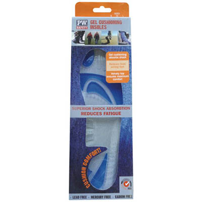 Image for PORTWEST FC90 GEL CUSHIONING INSOLE from BusinessWorld Computer & Stationery Warehouse