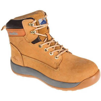Image for PORTWEST FW32 STEELITE CONSTRUCTO NUBUCK BOOT from BusinessWorld Computer & Stationery Warehouse