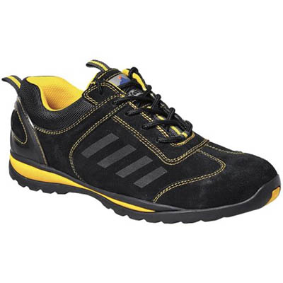 Image for PORTWEST FW34 STEELITE LUSUM SAFETY TRAINER S1P UK SIZE from Mercury Business Supplies