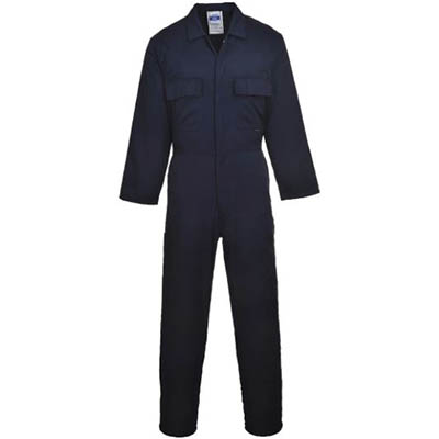 Image for PORTWEST S999 EURO WORK POLYCOTTON COVERALL from Devon Office Products