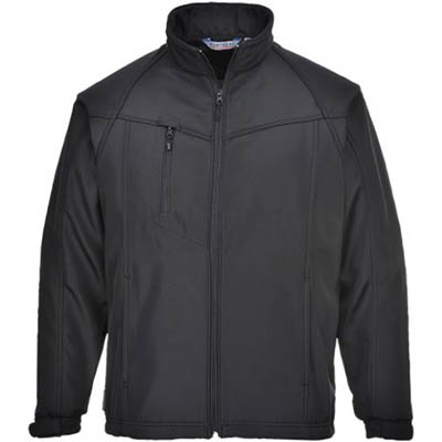 Image for PORTWEST TK40 OREGON SOFTSHELL 2 LAYER JACKET from Mercury Business Supplies