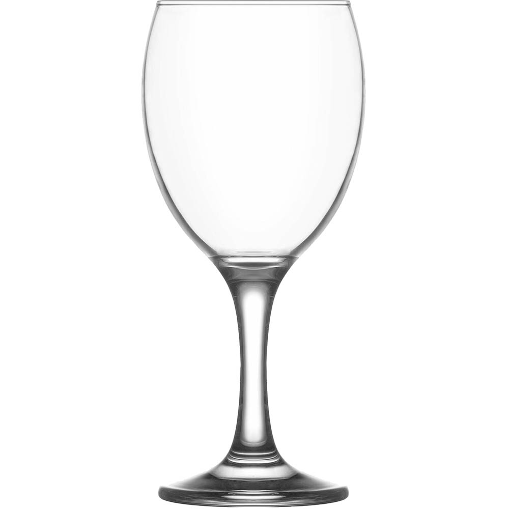 Image for LAV EMPIRE WINE GLASS 340ML PACK 6 from ONET B2C Store