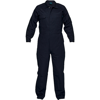 Image for PRIME MOVER MW915 COTTON DRILL REGULAR WEIGHT COVERALL NAVY from Devon Office Products