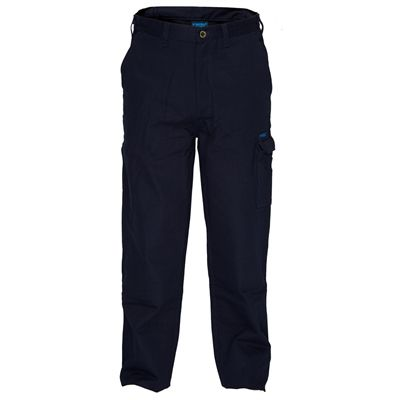 Image for PRIME MOVER MP700 COTTON DRILL PANTS WITH CARGO POCKETS from Devon Office Products