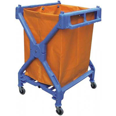 Image for CLEANLINK SCISSOR TROLLEY from Angleton's Office Products Depot