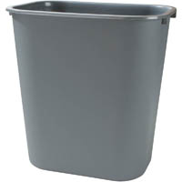 CLEANLINK RUBBISH BIN WITHOUT LID 24L