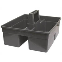 CLEANLINK PLASTIC UTILITY TRAY GREY