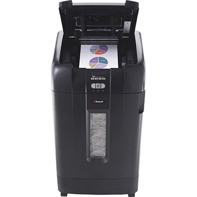Image for REXEL AUTO+750 DEPARTMENTAL SHREDDER from Office Express