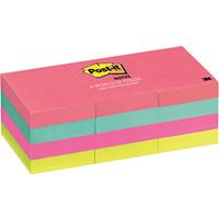 POST-IT 653-AN NOTES 36 X 48MM CAPETOWN ASSORTED PACK 12