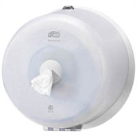 TORK T9 SMARTONE MINI TOILET ROLL DISPENSER WHITE