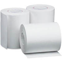 MARBIG CASH REGISTER ROLL 2 PLY 57 X 57 X 11.5MM PACK 4
