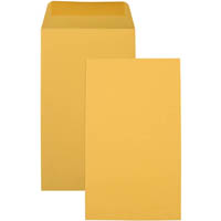 CUMBERLAND ENVELOPES P8 SEED POCKET SELF SEAL 150 X 100MM GOLD BOX 500