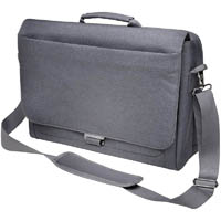 KENSINGTON METRO LAPTOP MESSENGER 14.4 INCH GREY